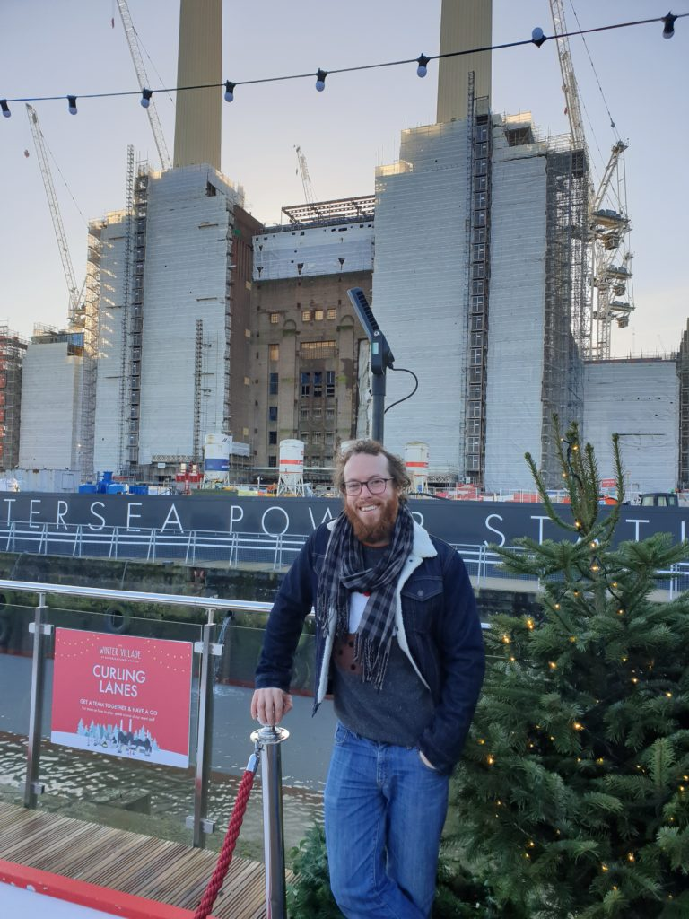 Christmas Day, Battersea